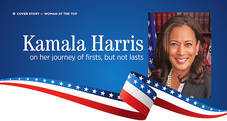 The rise of Kamala Harris on her journey of firsts, but not lasts (MBN USA)